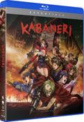 Kabaneri of the Iron Fortress Season 1 Essentials Blu-ray