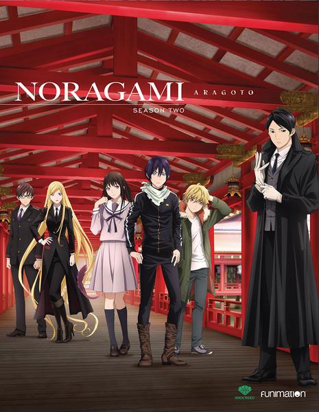 Noragami Aragoto Limited Edition Blu-ray/DVD
