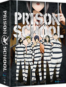 Prison School Limited Edition Blu-ray/DVD