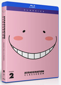 Assassination Classroom Season 2 Classics Blu-Ray