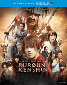 Rurouni Kenshin Part II Kyoto Inferno Blu-ray/DVD + UV