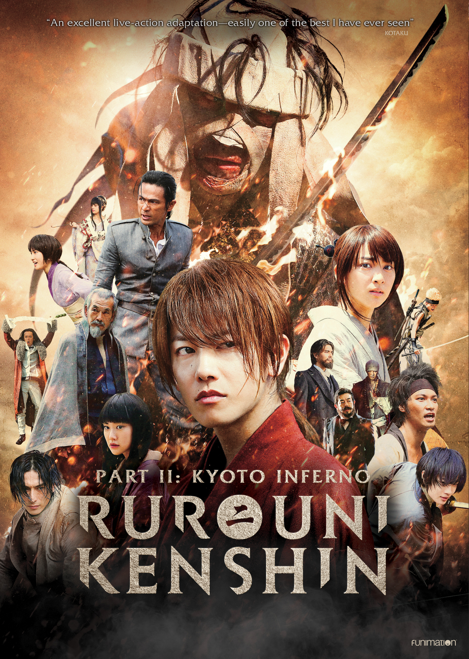 Rurouni kenshin the legend ends full movie 2014 - 1 2