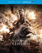 Rurouni Kenshin Part III The Legend Ends Blu-ray/DVD + UV