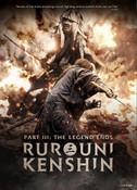 Rurouni Kenshin Part III The Legend Ends DVD