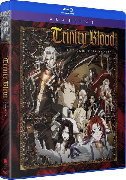 Trinity Blood Complete Series Classics Blu-ray
