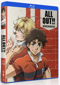 ALL OUT!! Complete Series Blu-ray