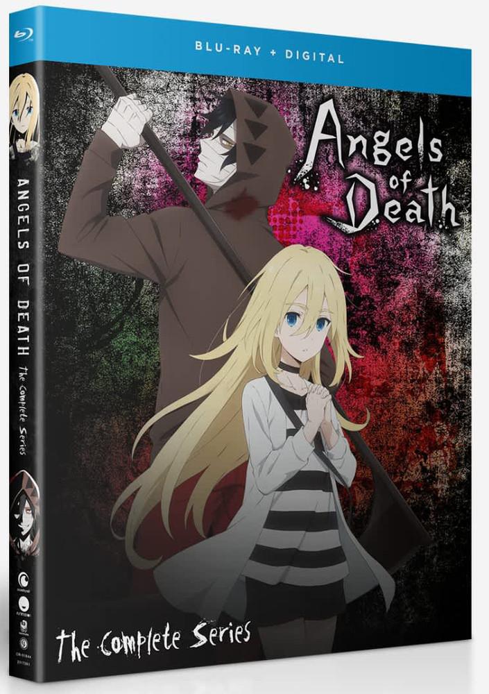 Angels of Death Blu-ray