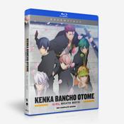 Kenka Bancho Otome Girl Beats Boys Essentials Blu-ray