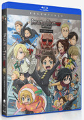 Attack on Titan Junior High Essentials Blu-ray