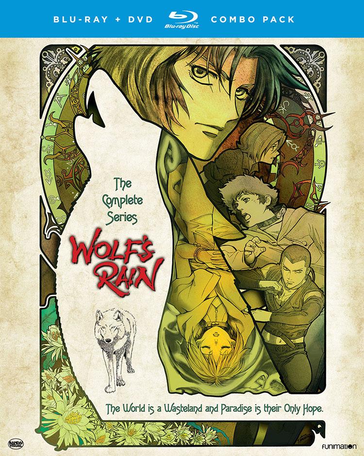 Wolf's Rain Blu-ray/DVD 704400018602