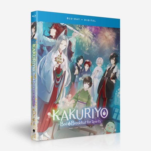 Kakuriyo Bed & Breakfast for Spirits Part 2 Blu-ray