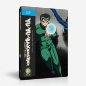 Yu Yu Hakusho Season 1 Steelbook Blu-ray