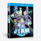 elDLIVE Blu-ray/DVD