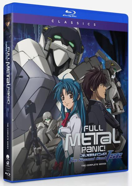 Full Metal Panic! The Second Raid Classics Blu-ray