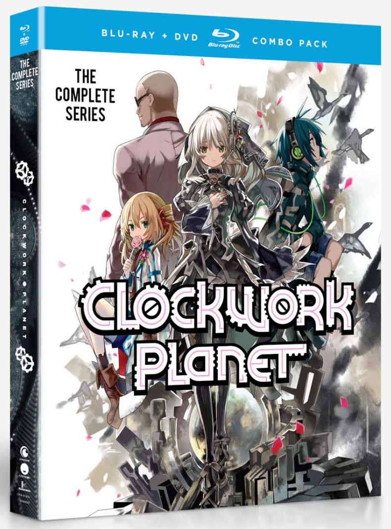 Clockwork Planet Blu-ray/DVD 704400019319