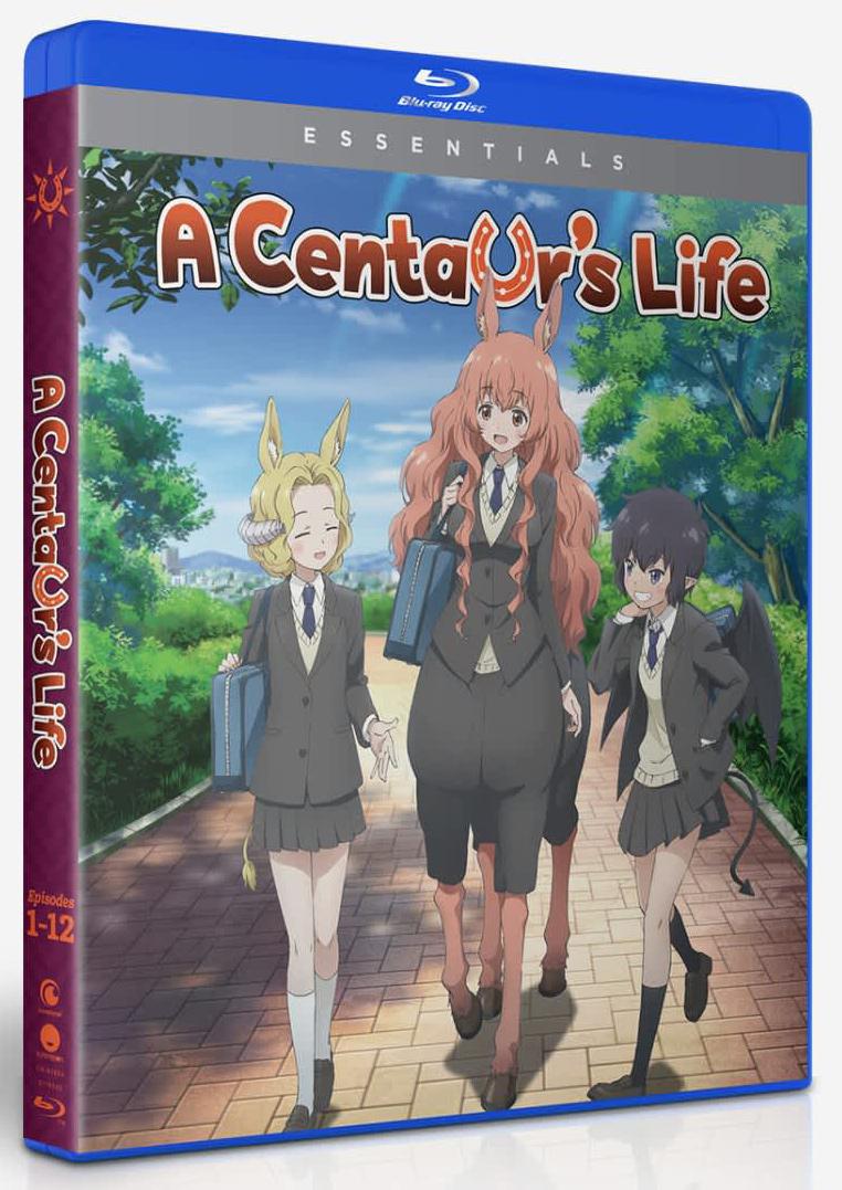 A Centaur's Life Essentials Blu-ray