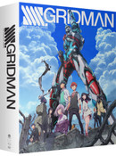 SSSS.Gridman Limited Edition Blu-ray/DVD