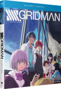 SSSS.Gridman Blu-ray