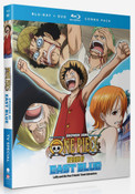 One Piece - Episode of East Blue: Luffy and His Friends? Great Adventure Blu-ray/DVD