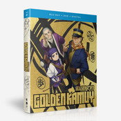 Golden Kamuy Season 2 Blu-ray/DVD