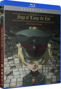 Saga of Tanya the Evil Essentials Blu-ray