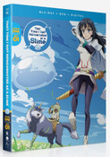 That Time I Got Reincarnated as a Slime Season 1 Part 1 Blu-ray/DVD