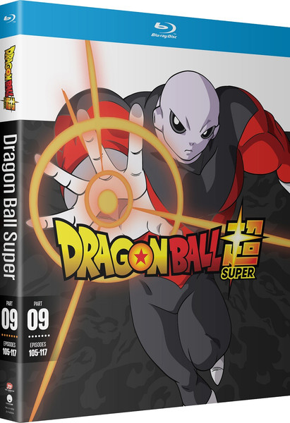Dragon Ball Super Part 9 Blu-ray