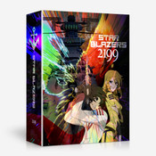 Star Blazers Space Battleship Yamato 2199 Part 1 Limited Edition Blu-ray/DVD
