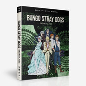 Bungo Stray Dogs Season 2 Blu-ray/DVD