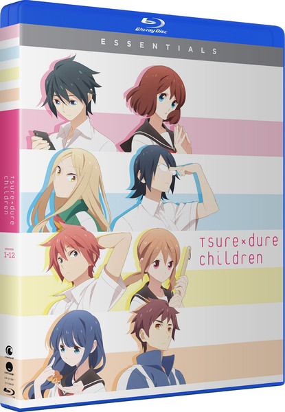 Tsuredure Children Essentials Blu-ray