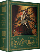 The Ancient Magus' Bride Part 1 Limited Edition Blu-ray/DVD