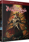 The Ancient Magus' Bride Part 1 Blu-ray/DVD