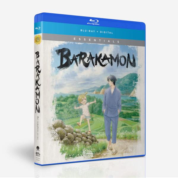 Barakamon Essentials Blu-ray