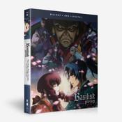 Basilisk The Ouka Ninja Scrolls Part 2 Blu-ray/DVD