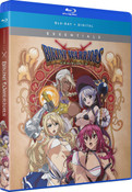 Bikini Warriors Essentials Blu-ray