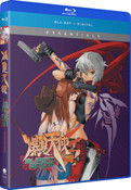 Burst Angel Complete Series Essentials Blu-ray