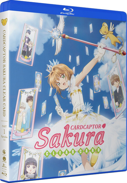 Cardcaptor Sakura Clear Card Part 1 Blu-ray