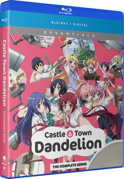 Castle Town Dandelion Essentials Blu-ray