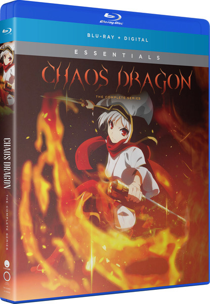 Chaos Dragon Essentials Blu-ray