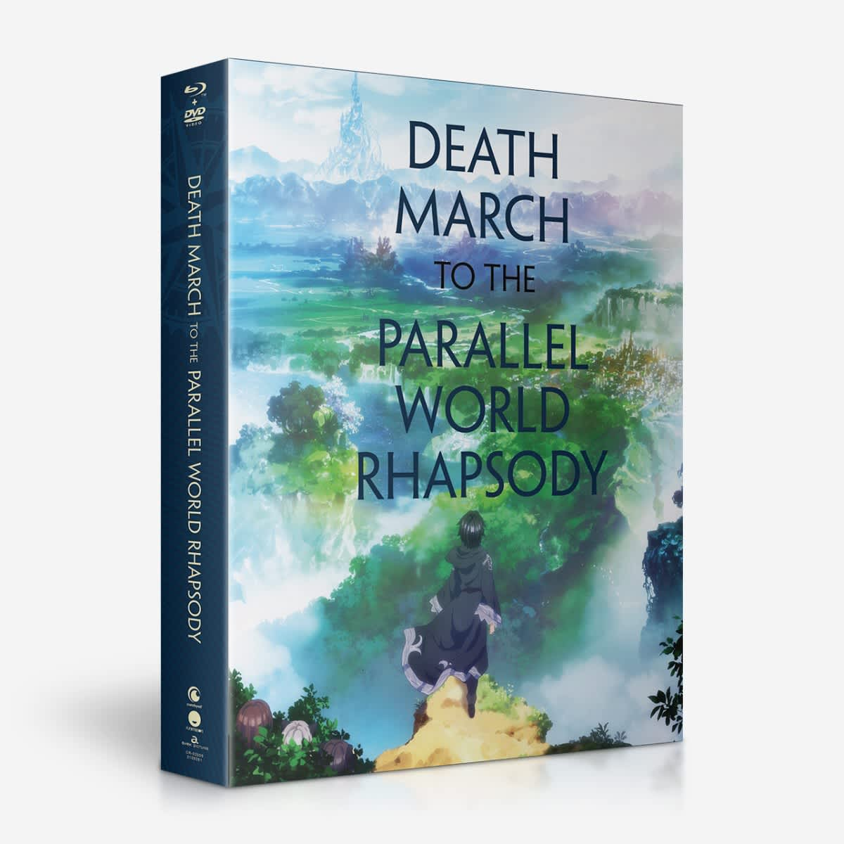 Death March to the Parallel World Rhapsody Limited Edition Blu-ray/DVD