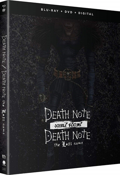 Death Note Movies 1-2 Blu-ray/DVD