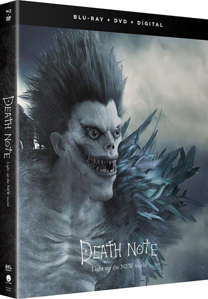 Death Note Movie 3 Blu-ray/DVD