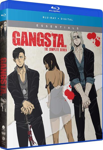 GANGSTA Essentials Blu-ray