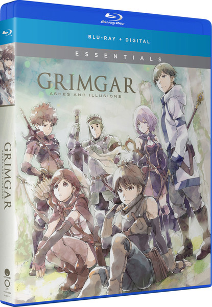 Grimgar Essentials Blu-ray