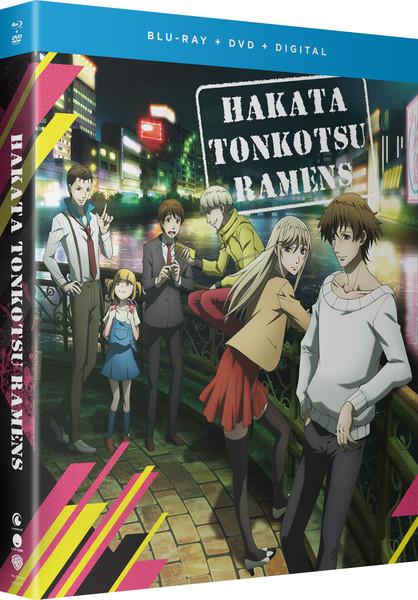Hakata Tonkotsu Ramens Blu-ray/DVD