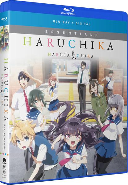 Haruchika Essentials Blu-ray