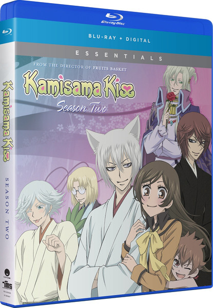 Kamisama Kiss Season 2 Essentials Blu-ray