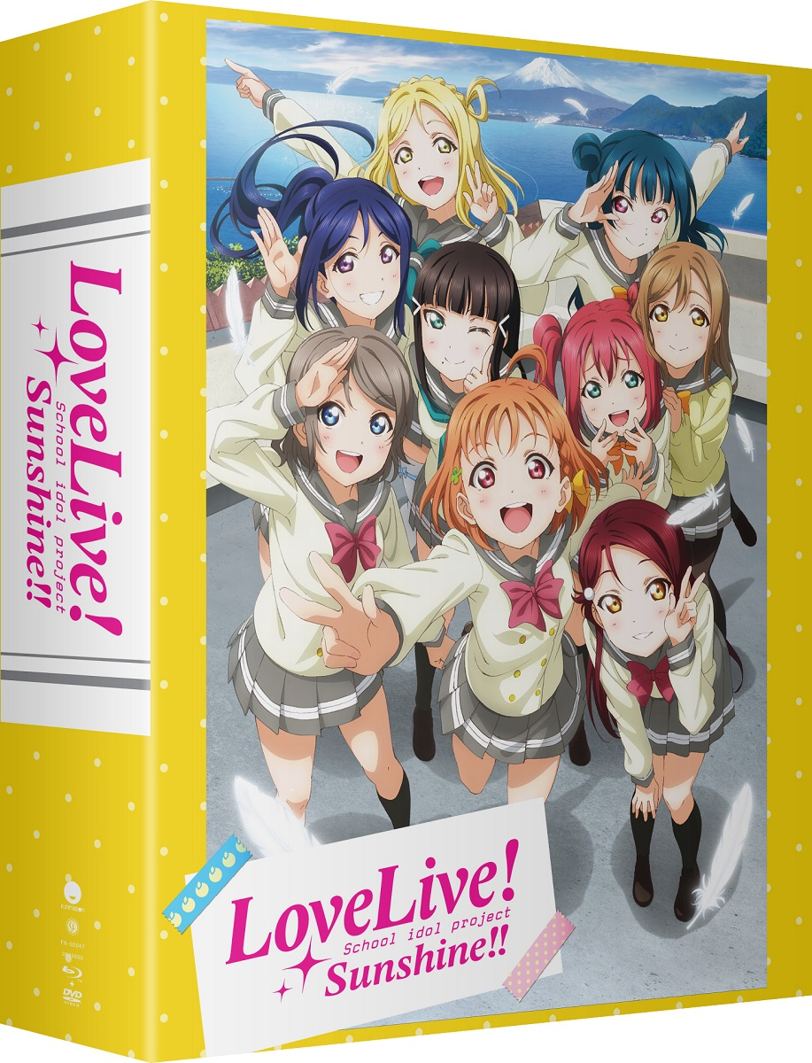Love Live! Sunshine!! Season 2 Limited Edition Blu-ray/DVD