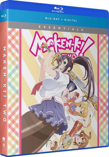 Maken-ki! Season 2 Essentials Blu-ray