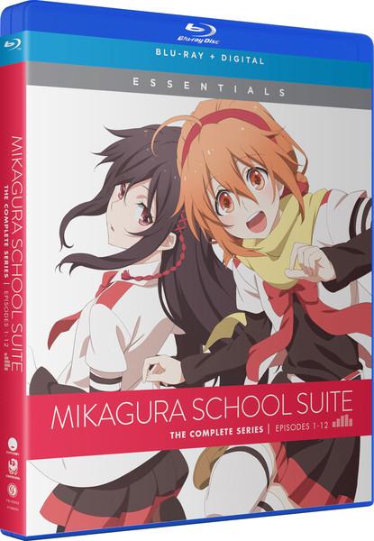 Mikagura School Suite Essentials Blu-ray